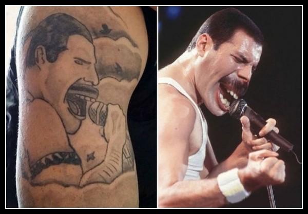 Tatuaż Muzeum Humoru
