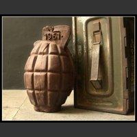 Militarne czekoladki...