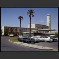 Fantastyczny Las Vegas w latach 50. XX wieku...
